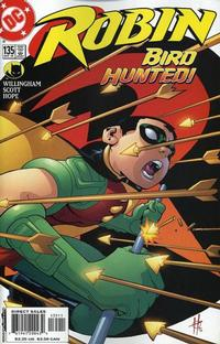 Cover Thumbnail for Robin (DC, 1993 series) #135