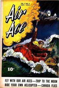 Cover Thumbnail for Air Ace (Street and Smith, 1944 series) #v2#6