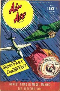 Cover Thumbnail for Air Ace (Street and Smith, 1944 series) #v3#4
