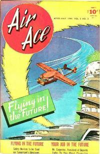 Cover Thumbnail for Air Ace (Street and Smith, 1944 series) #v3#3