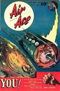 Cover Thumbnail for Air Ace (Street and Smith, 1944 series) #v3#5
