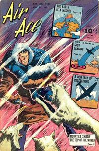 Cover Thumbnail for Air Ace (Street and Smith, 1944 series) #v3#6