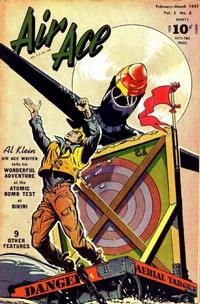 Cover Thumbnail for Air Ace (Street and Smith, 1944 series) #v3#8