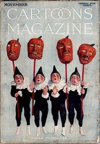 Cover Thumbnail for Cartoons Magazine (H. H. Windsor, 1913 series) #v10#5 [59]