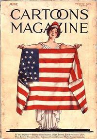Cover Thumbnail for Cartoons Magazine (H. H. Windsor, 1913 series) #v11#6 [66]