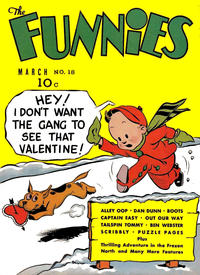 Cover Thumbnail for The Funnies (Dell, 1936 series) #18