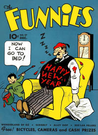 Cover Thumbnail for The Funnies (Dell, 1936 series) #27