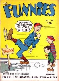 Cover for The Funnies (Dell, 1936 series) #29