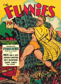 Cover Thumbnail for The Funnies (Dell, 1936 series) #45