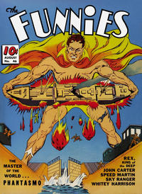 Cover Thumbnail for The Funnies (Dell, 1936 series) #46