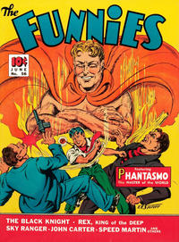 Cover Thumbnail for The Funnies (Dell, 1936 series) #56