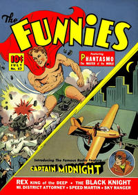 Cover Thumbnail for The Funnies (Dell, 1936 series) #57