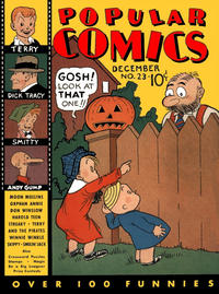 Cover Thumbnail for Popular Comics (Dell, 1936 series) #23