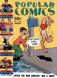 Cover Thumbnail for Popular Comics (Dell, 1936 series) #42