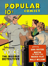 Cover Thumbnail for Popular Comics (Dell, 1936 series) #53