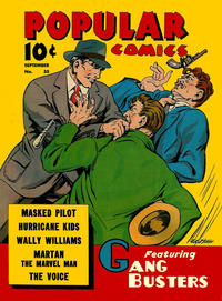 Cover Thumbnail for Popular Comics (Dell, 1936 series) #55