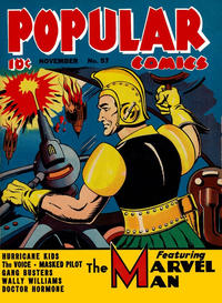 Cover Thumbnail for Popular Comics (Dell, 1936 series) #57