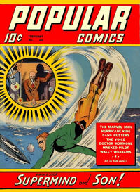 Cover Thumbnail for Popular Comics (Dell, 1936 series) #60