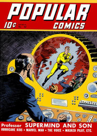 Cover Thumbnail for Popular Comics (Dell, 1936 series) #62