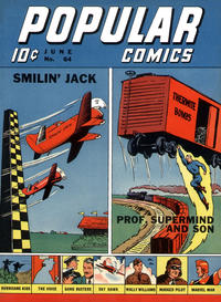 Cover Thumbnail for Popular Comics (Dell, 1936 series) #64