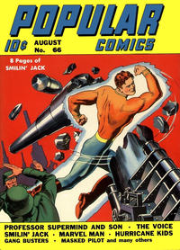 Cover Thumbnail for Popular Comics (Dell, 1936 series) #66