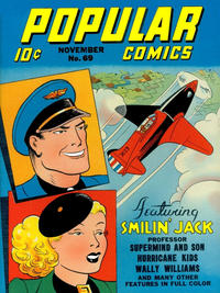 Cover Thumbnail for Popular Comics (Dell, 1936 series) #69