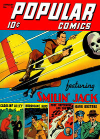 Cover Thumbnail for Popular Comics (Dell, 1936 series) #71
