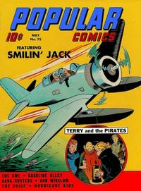 Cover Thumbnail for Popular Comics (Dell, 1936 series) #75