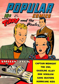 Cover Thumbnail for Popular Comics (Dell, 1936 series) #77