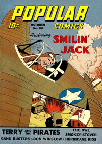 Cover Thumbnail for Popular Comics (Dell, 1936 series) #80