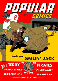 Cover Thumbnail for Popular Comics (Dell, 1936 series) #83