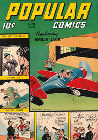 Cover Thumbnail for Popular Comics (Dell, 1936 series) #88
