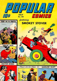 Cover Thumbnail for Popular Comics (Dell, 1936 series) #89