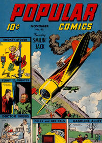Cover Thumbnail for Popular Comics (Dell, 1936 series) #93