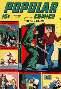 Cover Thumbnail for Popular Comics (Dell, 1936 series) #94