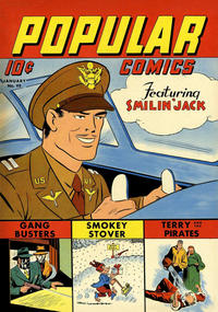 Cover Thumbnail for Popular Comics (Dell, 1936 series) #95