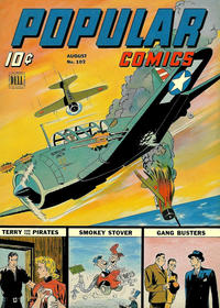 Cover Thumbnail for Popular Comics (Dell, 1936 series) #102
