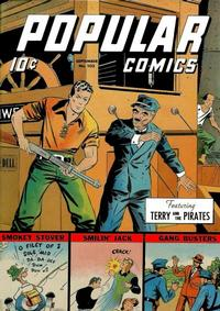 Cover Thumbnail for Popular Comics (Dell, 1936 series) #103