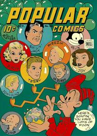 Cover Thumbnail for Popular Comics (Dell, 1936 series) #116