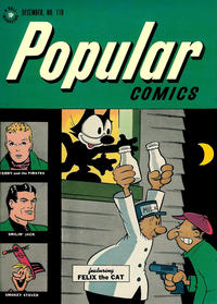 Cover Thumbnail for Popular Comics (Dell, 1936 series) #118