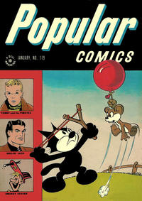 Cover Thumbnail for Popular Comics (Dell, 1936 series) #119