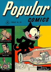 Cover Thumbnail for Popular Comics (Dell, 1936 series) #120