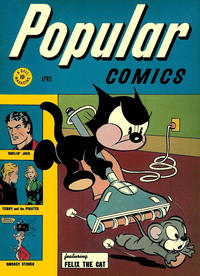 Cover Thumbnail for Popular Comics (Dell, 1936 series) #122