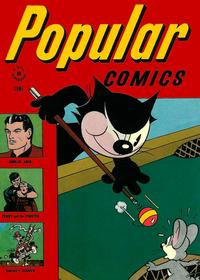 Cover Thumbnail for Popular Comics (Dell, 1936 series) #124