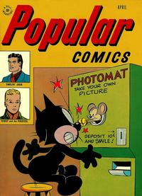 Cover Thumbnail for Popular Comics (Dell, 1936 series) #134