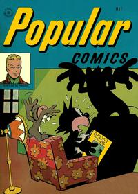 Cover Thumbnail for Popular Comics (Dell, 1936 series) #135