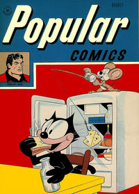 Cover Thumbnail for Popular Comics (Dell, 1936 series) #138