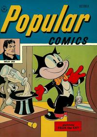 Cover Thumbnail for Popular Comics (Dell, 1936 series) #140