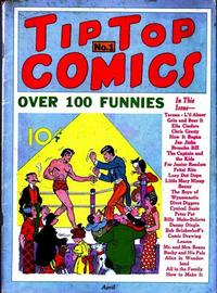 Cover Thumbnail for Tip Top Comics (United Features, 1936 series) #1