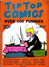 Cover Thumbnail for Tip Top Comics (United Feature, 1936 series) #7
